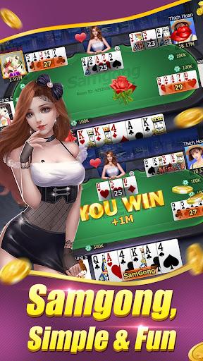 Samgong Indonesia - Classic Poker Card 1.5.5 screenshots 1