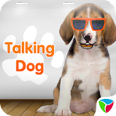 Talking Dog Talk & Funny