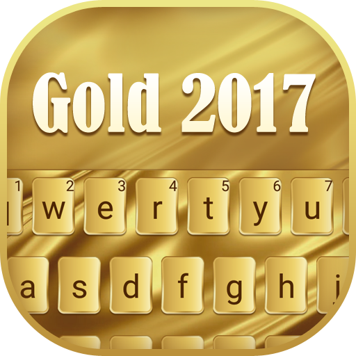 Gold 2017 Typewriter Theme