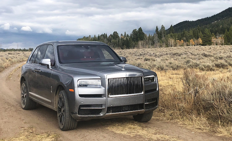The styling of the Rolls-Royce Cullinan is not going to suit everyone but the luxury definitely will.