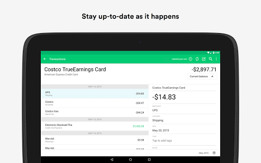 Mint: Budget, Bills, Finance  screenshots 10
