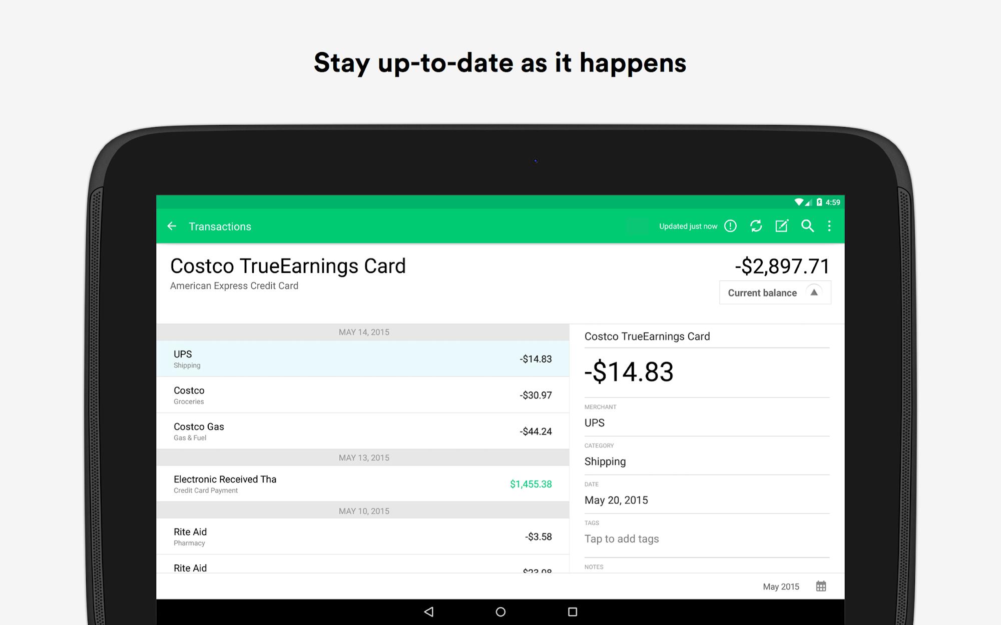 Mint: Personal Finance & Money screenshot #11