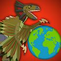 Hybrid Deadly Dinosaur: World Terror icon