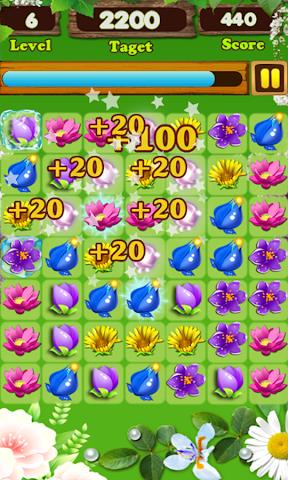android Flower Blast Soda Screenshot 7