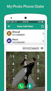 My Photo Phone Dialer 2