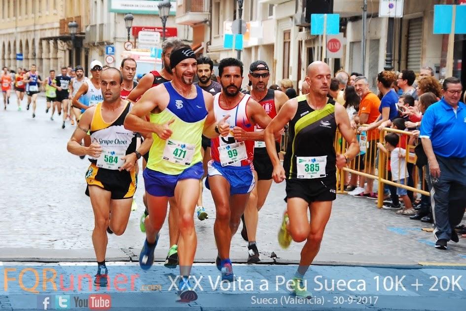 Fotos XXX Volta a Peu Sueca 2017 10K + 20K