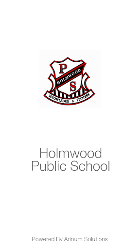 Holmwood Public School