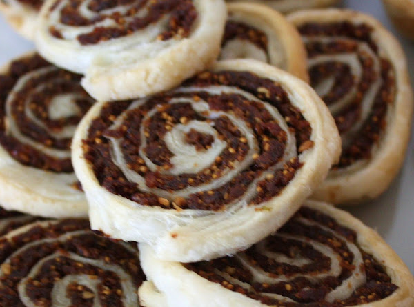 Dried Fig And Walnut Appies Recipe