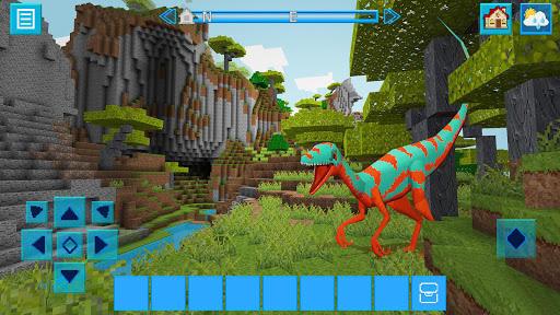 DinoCraft Survive & Craft Pocket Edition  screenshots 10