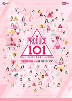 Image result for produce 101 season 1