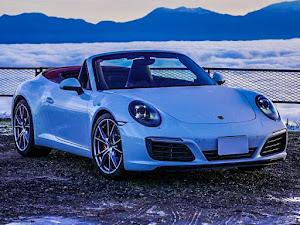 911 991H2 carrera S cabrioletのカスタム事例画像 Paneraorさんの2020年10月24日00:19の投稿