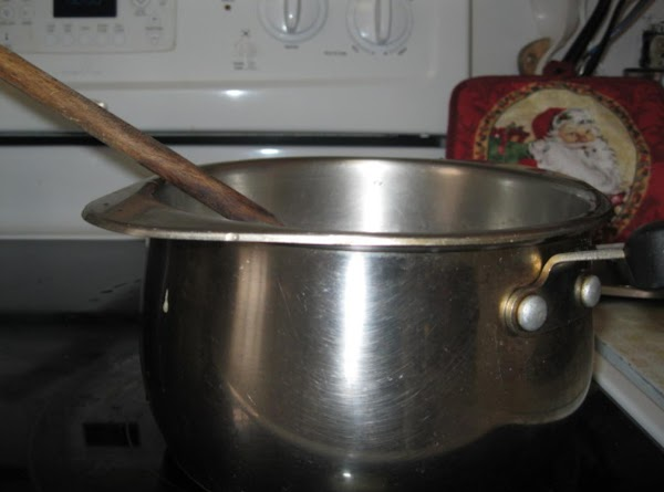 cook in a double boiler