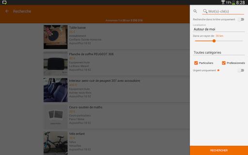 leboncoin, petites annonces screenshot 09