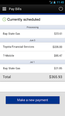 android Bangor Mobile Screenshot 2