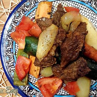 Moroccan Tagine Berber Recipe