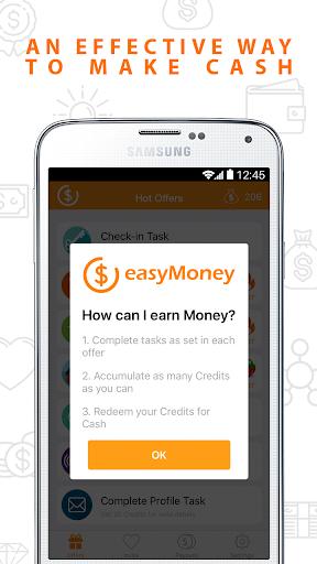 Easy Money App
