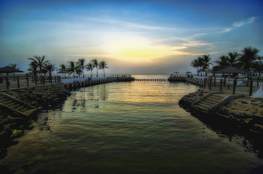 P E A C E by Thesz Fontanilla Clariza - Landscapes Waterscapes