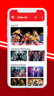 ThopTV (MOD, Premium Unlocked) 1