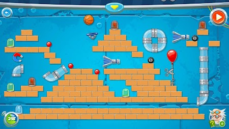 Rube's Lab - Physics Puzzle APK screenshot thumbnail 4