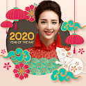 Chinese New Year Frames 2020 icon