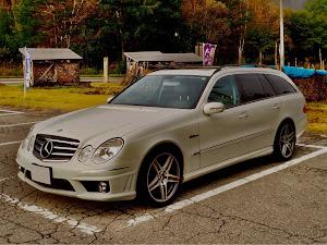 Eクラス ステーションワゴン W211 W211 E350のカスタム事例画像 福さん55さんの2020年10月19日12:14の投稿