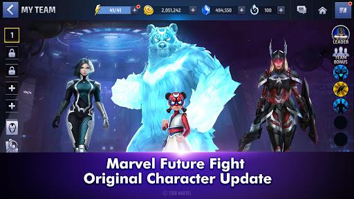 MARVEL Future Fight 4.6.0 screenshots 1
