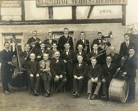 Photo: Musikverein Wünschendorf 1926