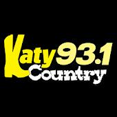 93.1 KMKT Katy Country