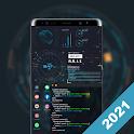 Hacker HUD - New Launcher 2021 icon