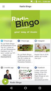 Radio Bingo - náhled