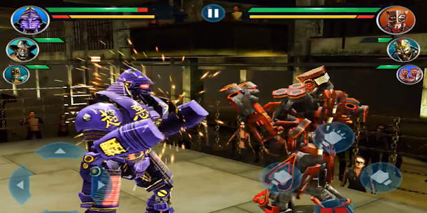 vplays for REAL STEEL BATTLE BOXING - náhled