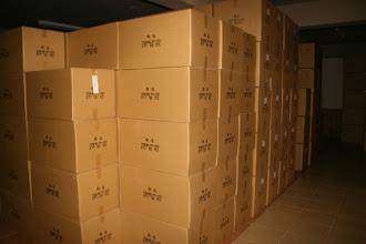 Photo: Storage room.