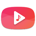 Free music for YouTube :Stream icon