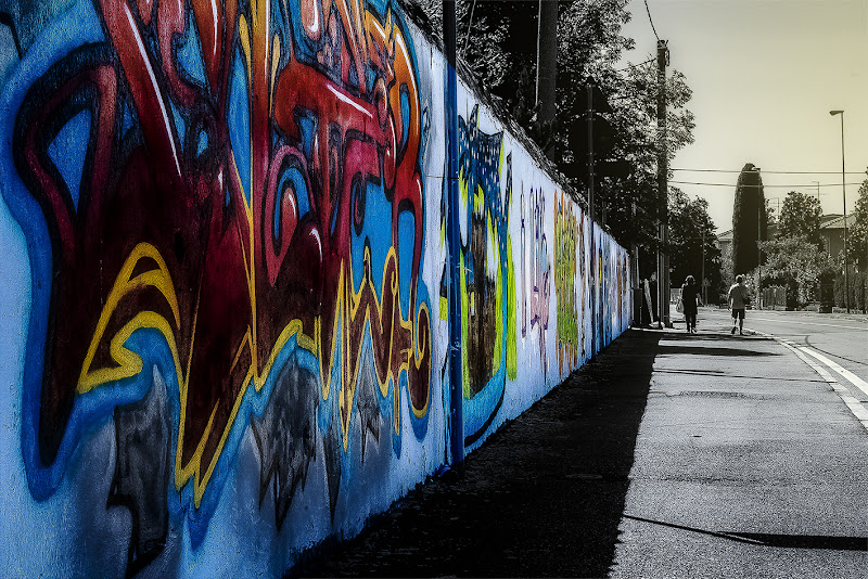 Muri parlanti di Andrea C.