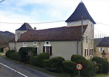 maison à Concorès (46)