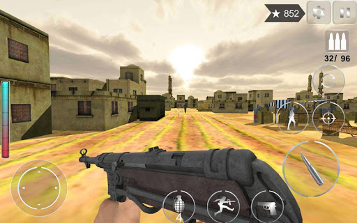 Call Of Courage : WW2 FPS Action Game apkdebit screenshots 11