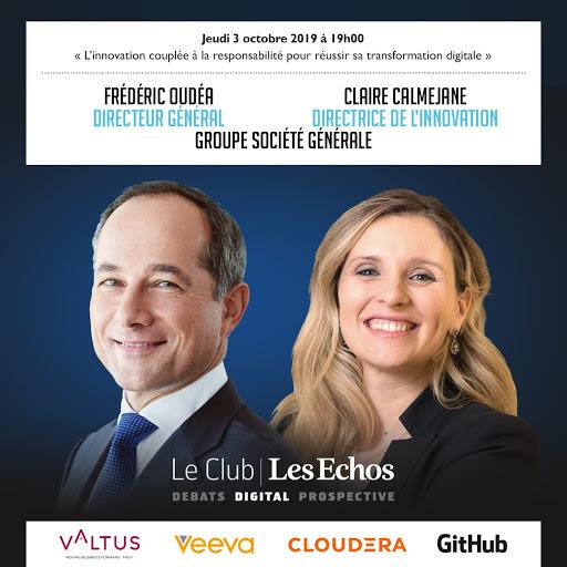 Isabelle Kocher et Yves Le Gélard