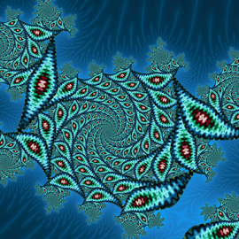 Spiral 55 by Cassy 67 - Illustration Abstract & Patterns