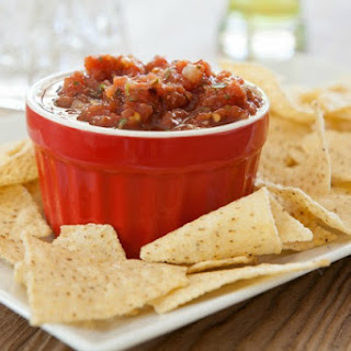 The BEST Restaurant Style Salsa