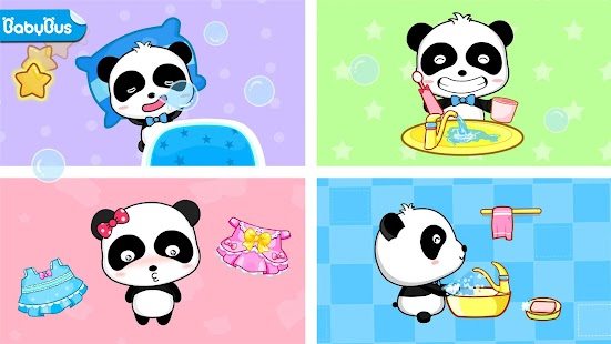 Baby Panda's Daily Life- screenshot thumbnail