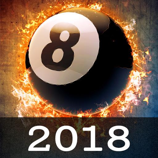 Billiards 2018( Online / 8Ball / Snooker ) (game)