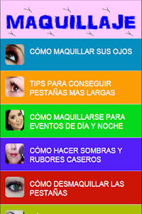 Tips de Belleza screenshot 1
