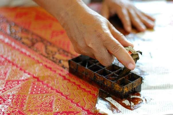 Batik in Yogyakarta
