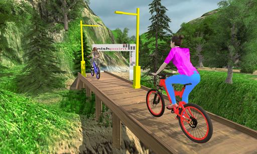 MTB Downhill BMX Bicycle Stunt Rider screenshots apkspray 3