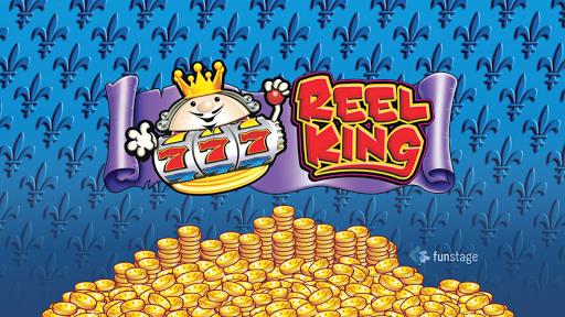 Reel Kingu2122 Slot  screenshots 4