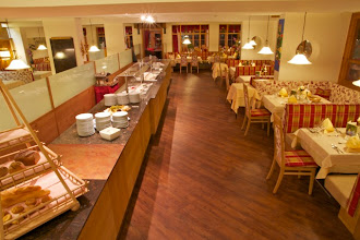 Photo: Restaurant NEU 2011 Hotel Egger Hinterglemm