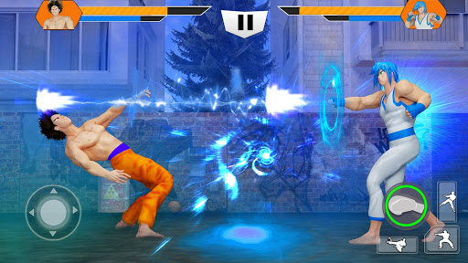 Dragon Karate Fighting: Super Kung Fu Fight 1.0.4 screenshots 2