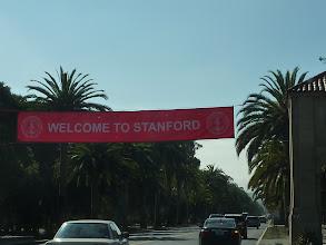 Photo: à côté c'est Stanford et sa fameuse Université