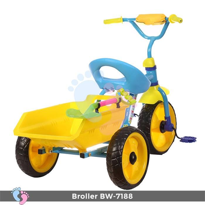 Xe đạp trẻ em 3 bánh Broller XD3-7188 9