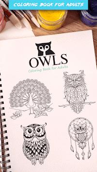 Download Buku Mewarnai Burung Hantu Apk Latest Version App For